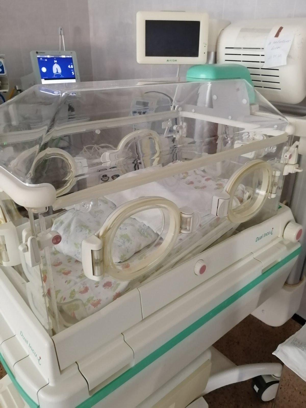 Инкубатор для новорожденного