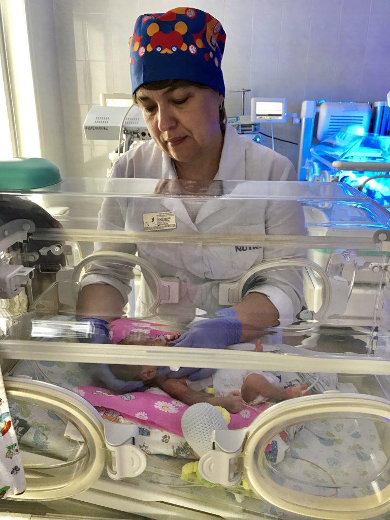 Заведующий отделением патологии новорожденных и недоношенных детей (2 этап выхаживания) - Иванова Наталья Николаевна